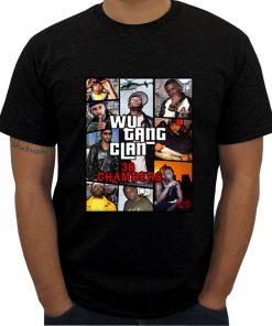 T-Shirt Wu Tang Clan 36 Chambers GTA