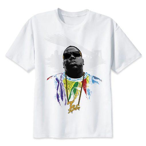 T-Shirt The Notorious B.I.G. Biggie Rap Music