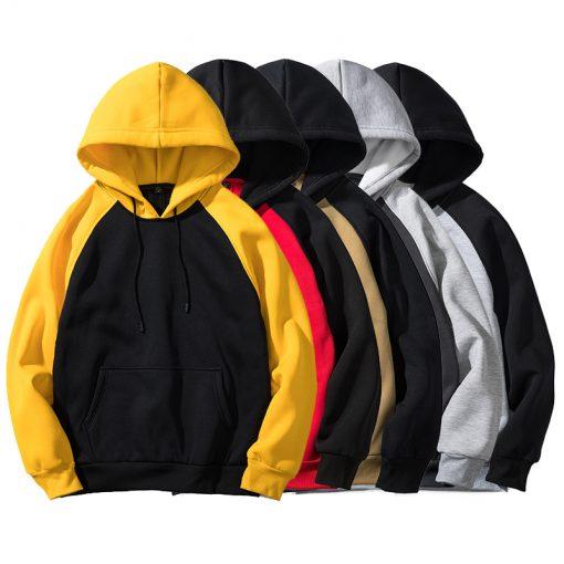 Pull Capuche Hoodies Hommes Streetwear Unisexe