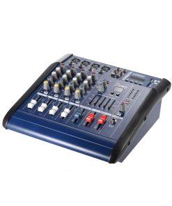 Console de mixage audio Digtal Mic Line 4 canaux