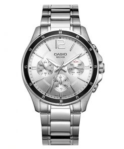 Montre Quartz Casio multi-fonction Chronographe