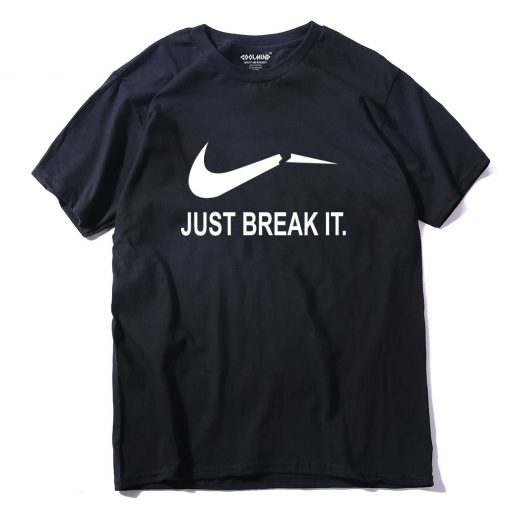 T-shirt 100% coton Hommes Just Break It