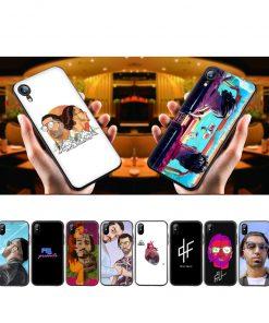 Coque Protection iphone PNL QLF Personnalisé