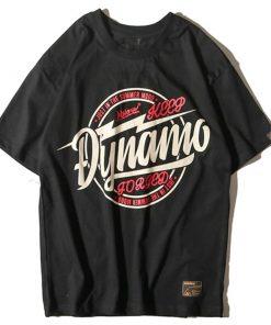 T-shirts Hip Hop Marque Dynamo Hommes
