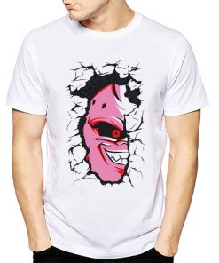 T-Shirt Homme Majin Buu Boo Dragon Ball