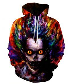 Sweatshirts Capuche Unisex Death Note