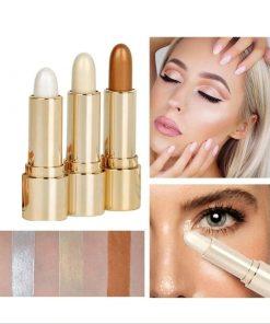 Maquillage Crayon éclaircissage surbrillance Contour Visage