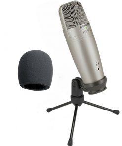 Microphone Studio Pro condensateur temps réel