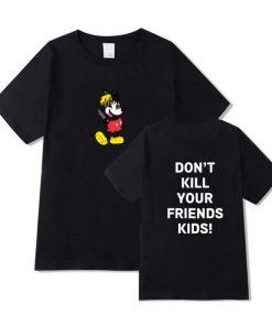 T-shirt Mickey Hip Hop XXXTentation