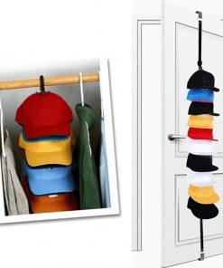 Support rangement de casquette réglable
